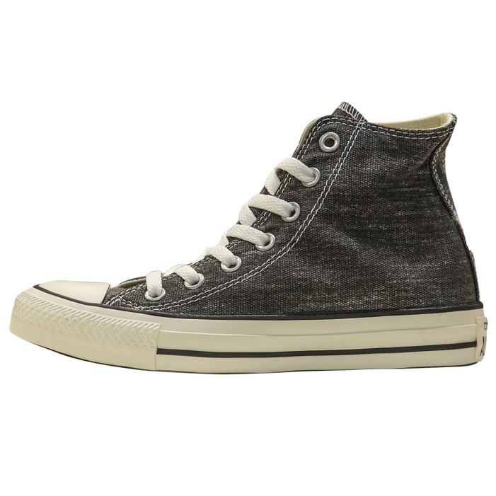 2e969f0a4b1c63 Sort Converse Sneakers All Star HI Good Wash Black - ShoeFactory.dk